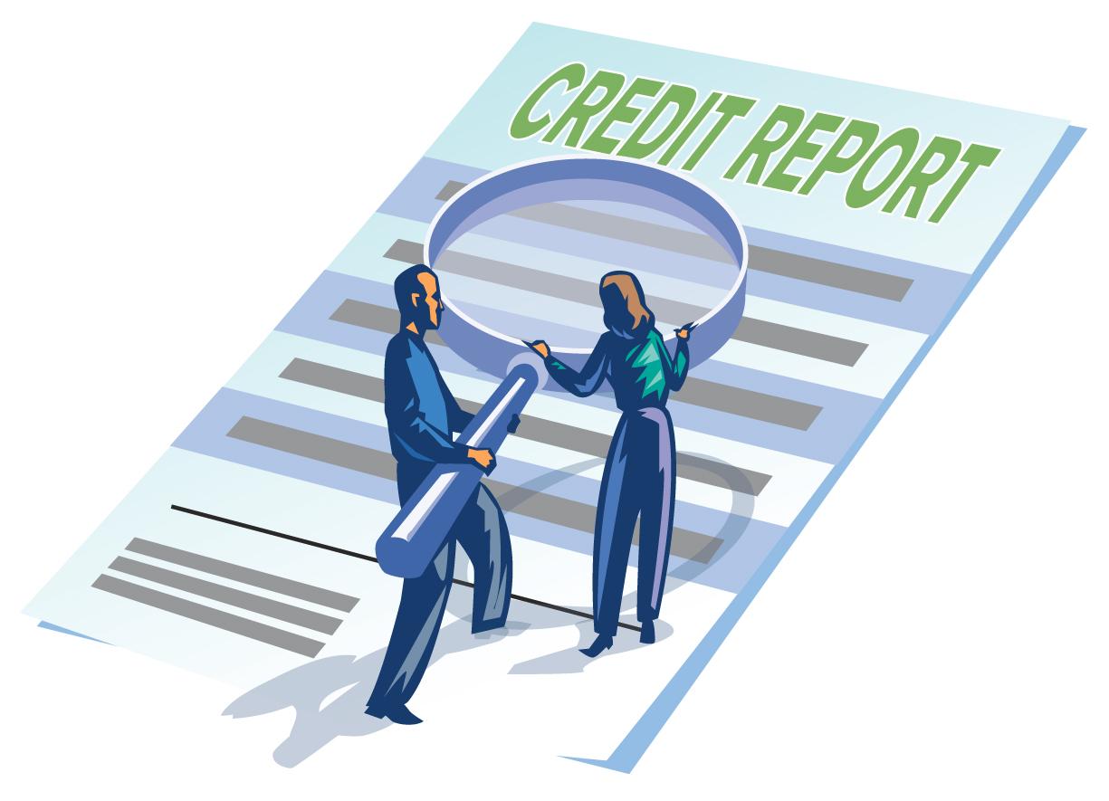 credit report  social security